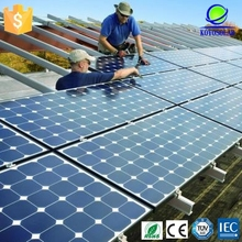best price mono solar panel manufacturer in China for solar power system battery