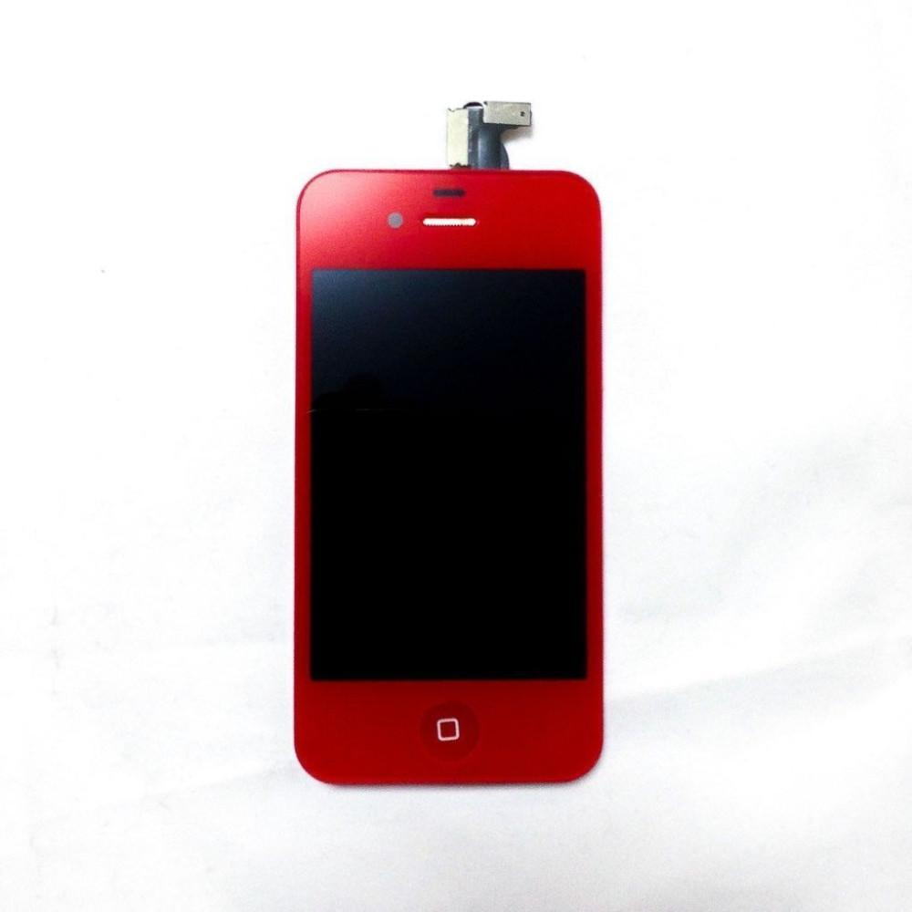 ЖК-дисплей для мобильных телефонов MJJC Iphone 4S 4 g 4 MJJC-IPFSLCD001