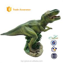 fake animal resin dinosaur baby gift