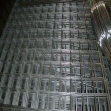Exterior wall insulation hot dipped galvanized welded square mesh / plaster mesh / stucco welded mesh panel