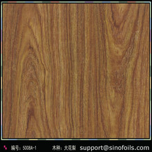 wood grain PET film Italian's quality wood grain Sublimation transfer film paper small wood eyes natural surface looking