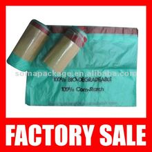 Din Certo Certified Factory/100% corn starch produce/Various pattern available/Biodegradable bag/E-mail: somapackage@163.com