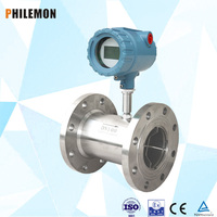 High Precision turbine salt brine flow meter