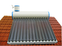solar domestic hot water heating system