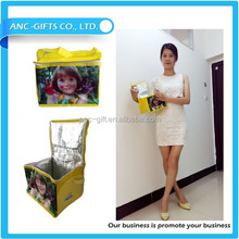 China products picnic insulated cooler bag,non woven lunch cooler bag,whole foods insulating effect cooler bag