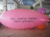 CILE 2015 hot selling advertising inflatable airship model (advertising, sales promotion, simulator, events)