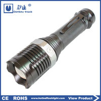 X16 outdoor Strong Light hunting green led flashlight