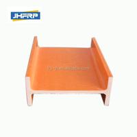 JH1518 smooth surface fiberglass composite beam FRP i beam