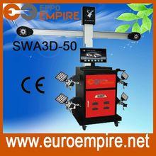 Newest SWA3D-50 wheel alignment equipment, launch wheel aligner