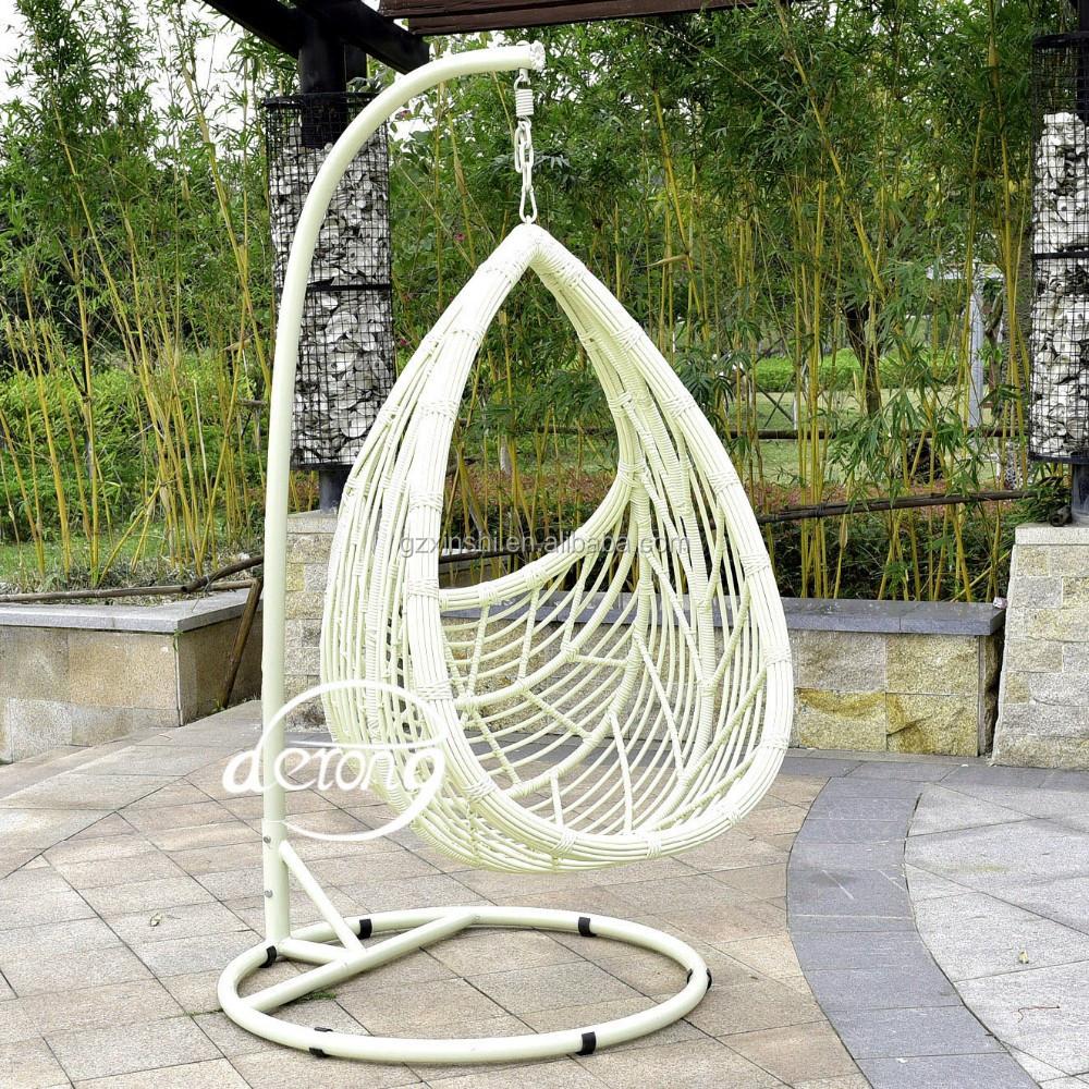 Pe rotan tuin opknoping ei stoel goedkope prijs patio blad ontwerp ...