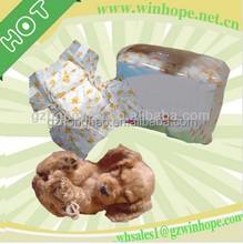 Manufacturer OEM Service pet diaper for dog