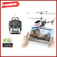 JXD 352W Newest Wifi/iphone/android/ wirelessc control 3.5ch best iphone rc helicopter with camera
