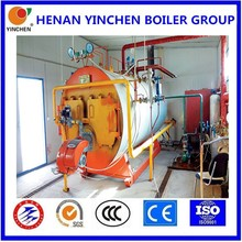 First class gas fired steam engine generator or steam boiler