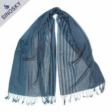 Moda robó mantón de la bufanda / Pashmina mantón de la bufanda con borla