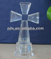 Crystal hanging Cross Wedding Favors crystal jesus and cross