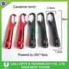 Multi-function Aluminium Led Carabiner Pocket Flashlight Keychain
