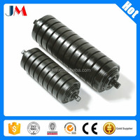 Rubber Coating Conveyor Impact Idler Roller Supplier for Fertilizer in China