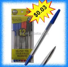 top quality cheap office stick pen