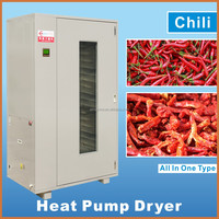 Industrial tray type Chili dehydrator / food dryer machine