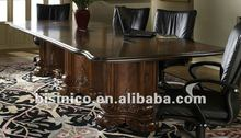 Executive furniture wooden conference table /office desk