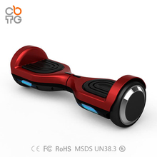 two wheels electric self balancing scooter smart hover board scooter