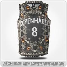 wholesale camouflage basketball jersey cheap reversible basketball uniforms
