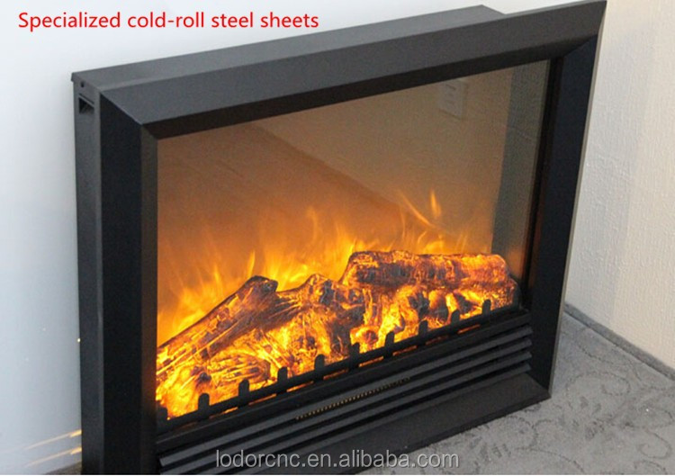 China Decor Flame Modern Design Electric Fireplace Buy
