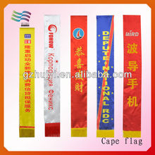 Polyester Sash Banner For Advertising In Cloth