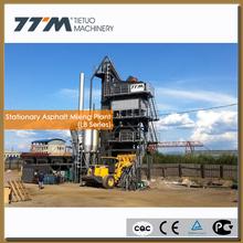 80t/h asphalt hot mix plant, portable asphalt batch plant, concrete batching plant