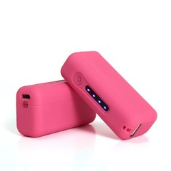 015 Alibaba china supplier available to promotion and gifts perfume power bank 2600mah multi-colors