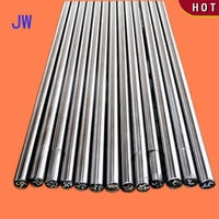 shock absorber hydraulic hollow piston rods