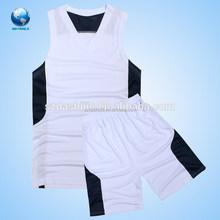 Custom made club basketball tops team printbasketball jerseys for school