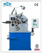 Eje 2 estabilidad de compresión de primavera que hace la máquina para la primavera 1-3mm