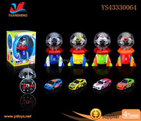 Hot selling newest High speed RC racing car 1:63 Mini car toy