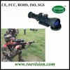 Night vision weapon sight, military night vision riflescope, riflescopes red dot sight