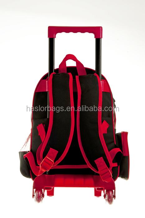 Pas cher enfants chariot sac à dos à roulettes école