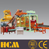 2015 HOT hollow block and paving machinery QT6-15 high productivity