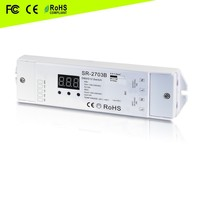 5A , stand alone mode DMX 512 switch