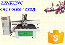 making money with cnc router, hobby 3d cnc router, HSD spindle cnc router 1325 from JINAN LINK