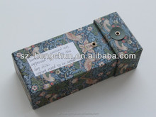 Chinese style customized packaging box for tea