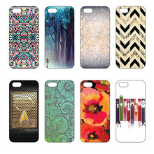 Mobile phone accessories Cover Case, DIY Geometric Pattern Phone Shell Painting mobile phone accessory , case For SONY Z2 L50w