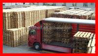 2014 best wooden pallet price