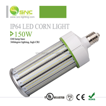 warm/cool/cold white high lumen low light droop 150w e26 e39 IP64 SMD2835 led corn light,150w IP64 exterior led corn light