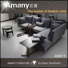 Europ design home furniture sofa A9871