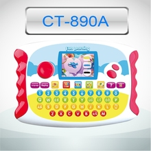 Learning laptop tablet learn alphabet english education toy