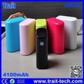 4100mAh ARUN Pila Recargable, Paypal Aceptado! Touch Switch External Batería Power Bank