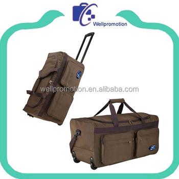 Wellpromotion high quaity Trolley Travel bag