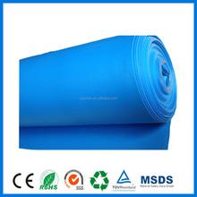 3mm Blue Cheap IXPE Foam Floor Underlayment For Heated Floor