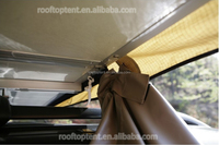 High quality 2--3 peoples OEM service outdoor foldable bed tent/camper trailer off road tents