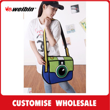 New Stylish 3d Camera Bags With Lovely Design